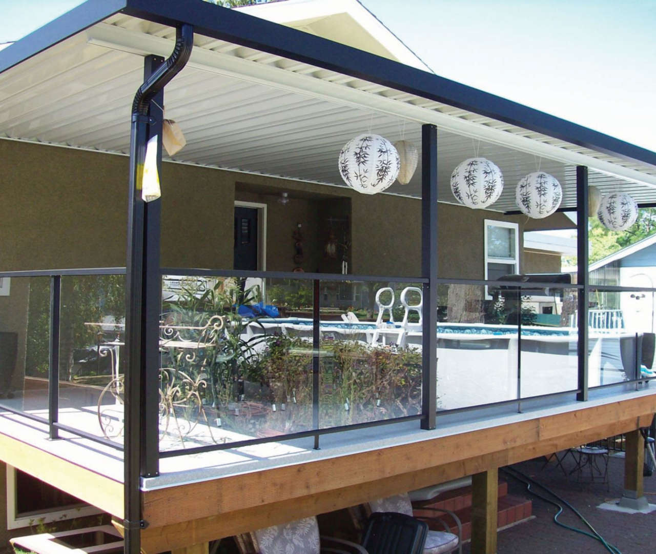 Patio Covers Castle Decks Aluminum Productscastle