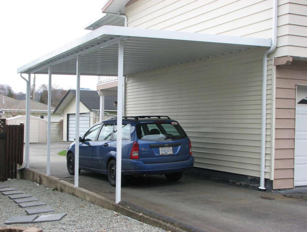 Prefabricated Aluminum Carports Castle Decks Amp Aluminum