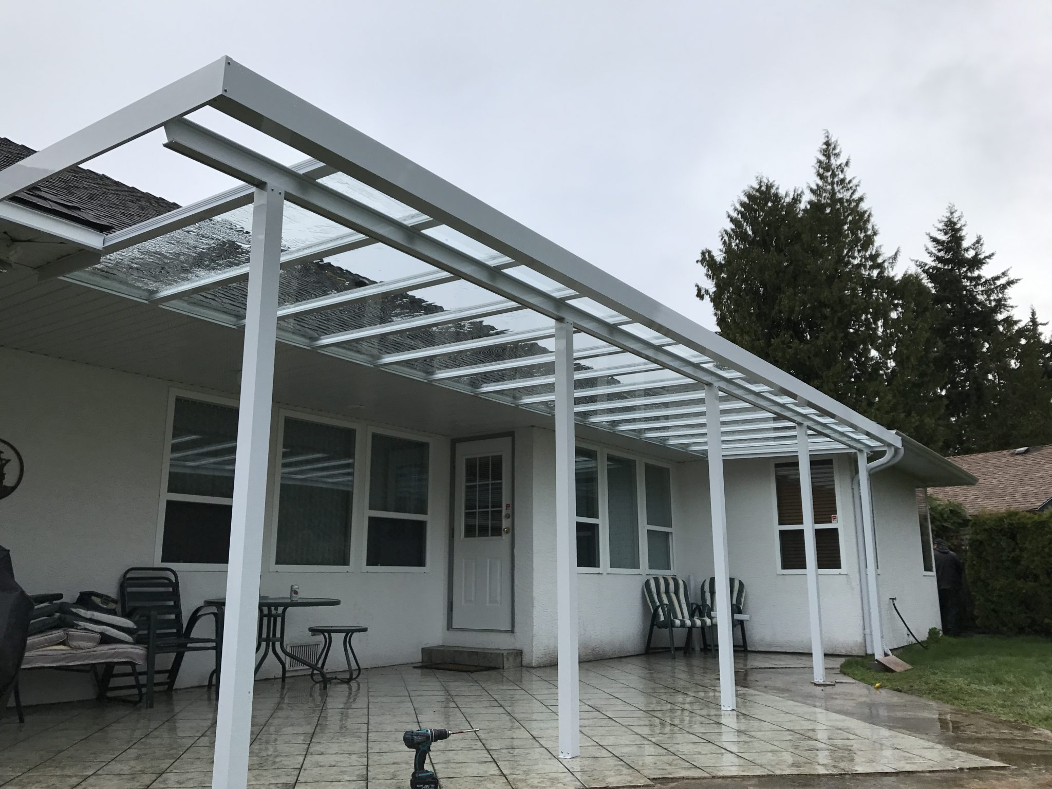 Patio Covers Castle Deck Amp Aluminum Products Vancouver