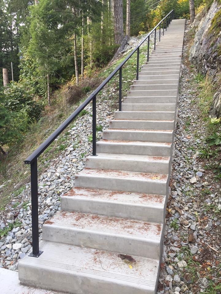 Railings Castle Deck Amp Aluminum Products Vancouver Island
